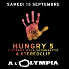 Hungry Music souffle ses cinq bougies à l'Olympia